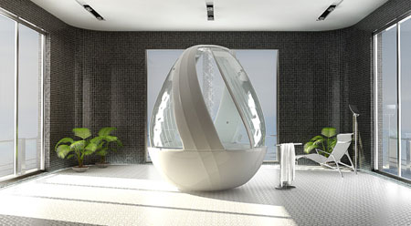 Egg Shower