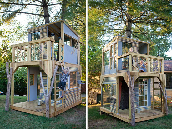 A Tree House That Can Be Your Second House Or Lovely Home