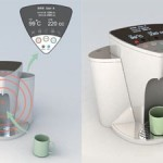 Hydrobalance Electric Kettle Monitors Your Water Consumption