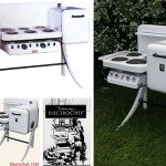 Electrochef: An All-In-One Vintage Kitchen Appliance Set