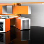 Electrolux Kitchen Design Winners 2008