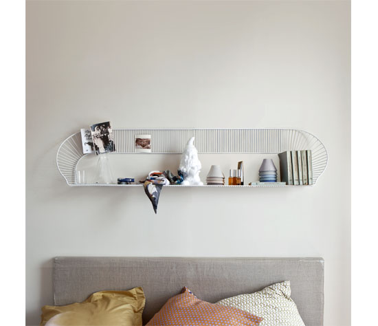 Elegant Home Accessories Loop Shelf