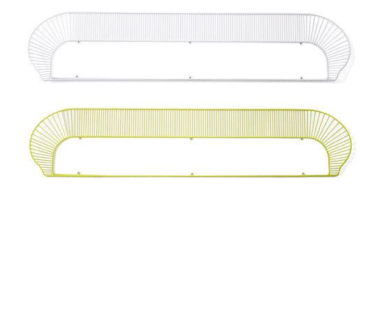 Elegant Home Accessories Loop Shelf