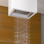 Elemental Spa Showerheads from Dornbracht