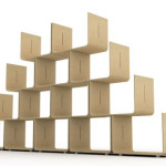 Elysee Shelving System by Pierre Paulin