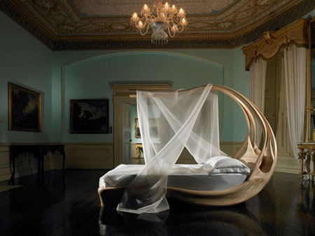 Sexy Beds enignum bed: provides a sexy and elegant goodnight sleep | modern
