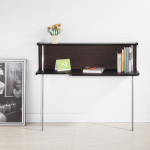 Sleek And Elegant Are What Enitial Lab Modern Leaning Office Desk