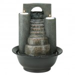 Rejuvenate And Relax With Your Eternal Steps Decorative Water Fountain