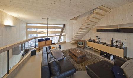 FARO Architects Amsterdam Residence