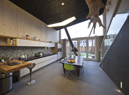 FARO Architects Amsterdam Residence