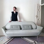 FAVN: A Sofa That Embraces You A You Sit