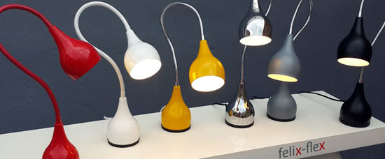 Felix Patone Lamps