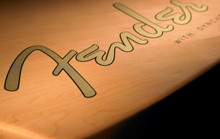 Fender Stratocaster Coffee Table