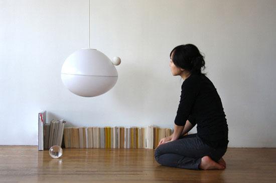 Fiat Lux Lamp