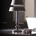 The Floating Lamp Will Give Your Room A Classic Yet Modern Look