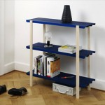 Floors: An Easy To Assemble Modular Shelving System