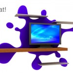 Install Fluid Splat Shelf And Let Kids Love Their Room