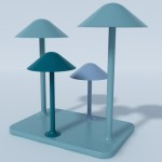 Forest Light: Your Mushroom Forest Of Lights At Home