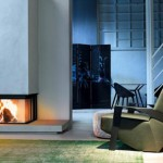Forma 95: Your Discreet Fireplace For Your Home