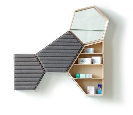 Frostier Medicine Cabinet