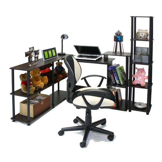 Furinno Efficient Computer Desk
