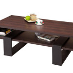 Furniture of America Monroe Rectangular Coffee Table Can Work Double As Your Centerpiece