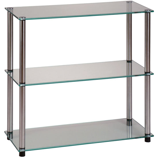Go Accsense 3-Shelf Bookcase