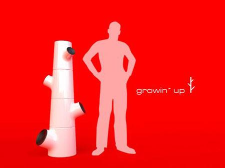Growin Up Speaker