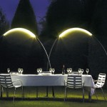 The Halley Lamp: A Sleek And Elegant Outdoor Lamp