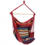 Have A Hanging Rope Chair And Enjoy A Chair And Swing In One