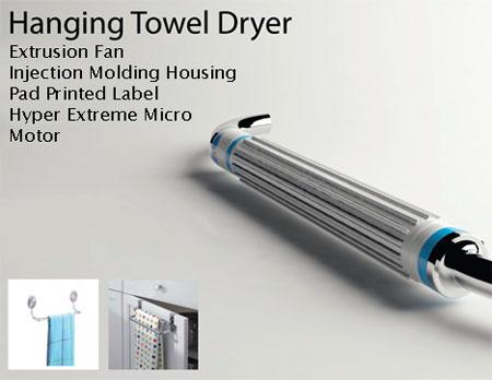 Hanging Towel Dryer