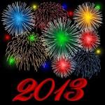 Happy New Year 2013!!!