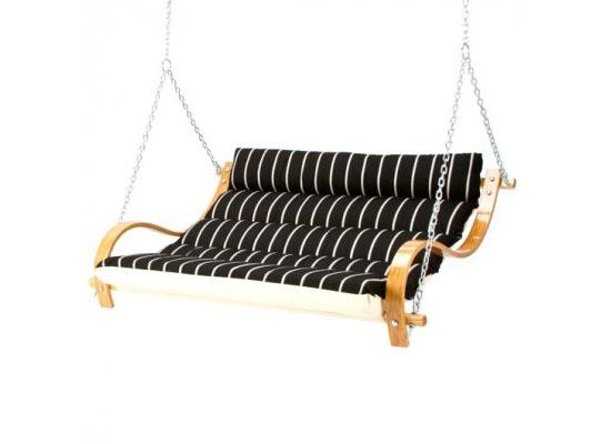 Hatteras Hammocks Deluxe Cushioned Double Swing