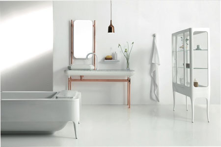 Hayon Bathroom Collection