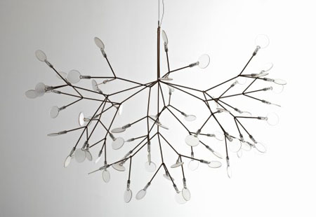 Heracleum Your Plant Inspired Led Lighting System