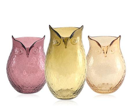 The Hoot Vase An Owl Turned Home DecorModern Home Decor