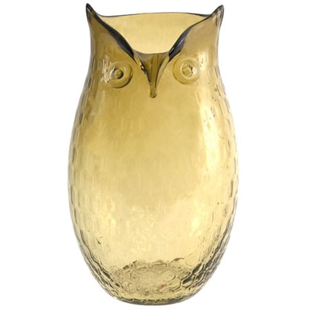 Hoot Vase