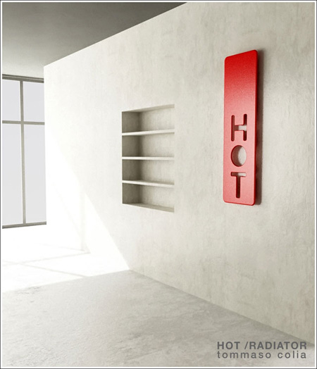 hot radiator design