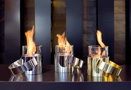 Hotpot Fireplace
