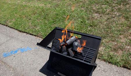 Hotspot Outdoor Grill