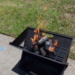 HotSpot Portable Notebook Grill: Your Perfect Outdoor Grilling Tool