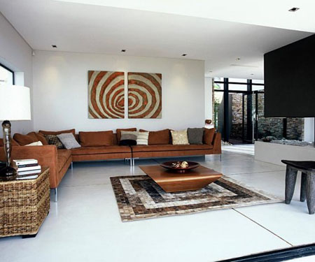 modern house in cape town from peerutin architects