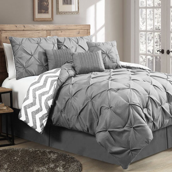 Luxury House of Hampton Germain 7-Piece Comforter Set