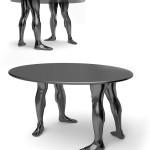 The Human Table From Samal Design