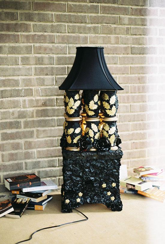 The Il gigante poco da bologna lamp