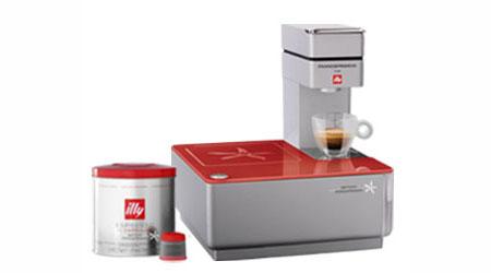 Illy Espresso Machine