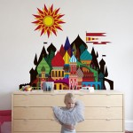 Imaginary Castles: The Modern Wall Decals Modernizing Your Homes
