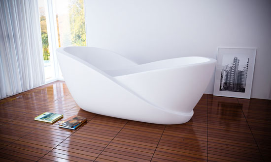 Infinity Bath Bathtub