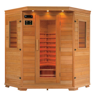 Infrared Sauna from Wasauna
