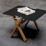 Enjoy Elegant And Fun Dining With The Intersection Table